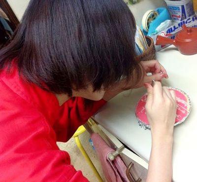 TENGAチーズケーキ 途中2.jpg